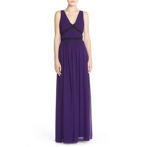 Long bcbg Aurica Dress